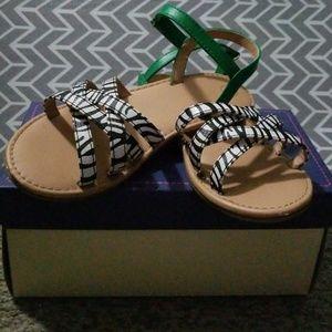 Target Cherokee-brand Sandals